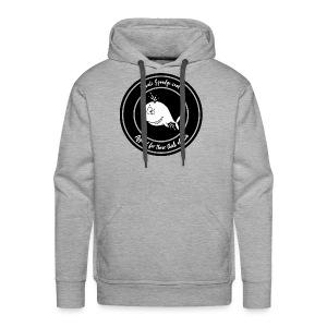 Whale Spoodge Branded Range - Men's Premium Hoodie