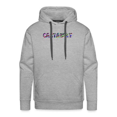 Castaway Waves - Men's Premium Hoodie