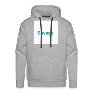 NEW EXLUSIVE SAVAGE MERCHANDICE - Men's Premium Hoodie