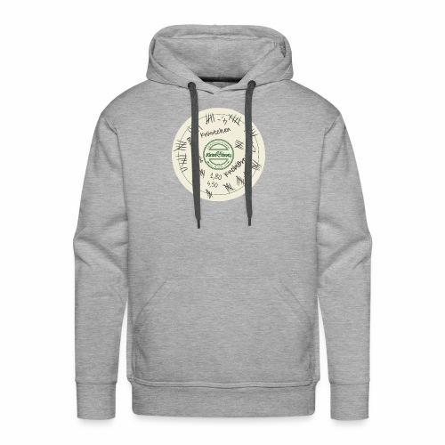 Der Bierdeckel - Männer Premium Hoodie