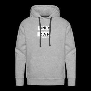 Only One More Car I Promise - Männer Premium Hoodie
