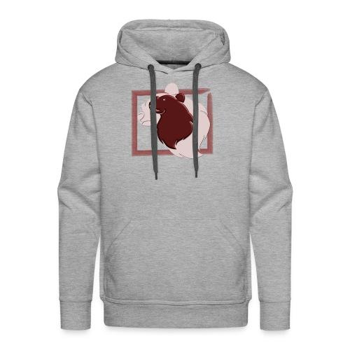 Ours ours ours - Sweat-shirt à capuche Premium pour hommes