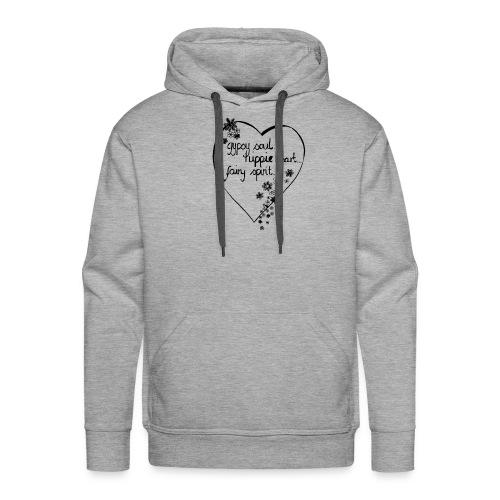 gypsy soul. - Men's Premium Hoodie