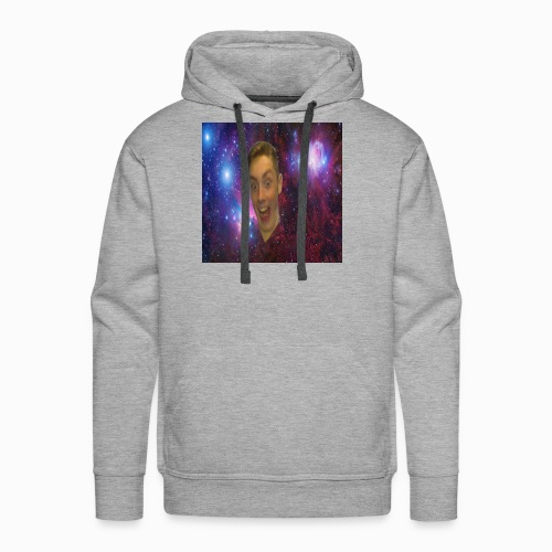 The face of a madman design - Men's Premium Hoodie