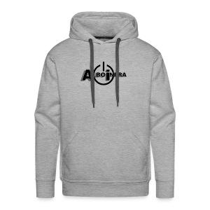 Albo infra - Mannen Premium hoodie