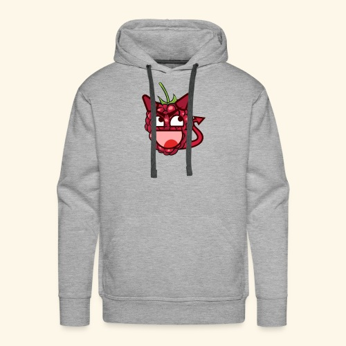 Devil Raspberry - Männer Premium Hoodie
