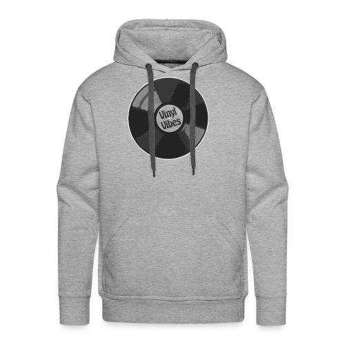 Vinyl Vibes - Männer Premium Hoodie