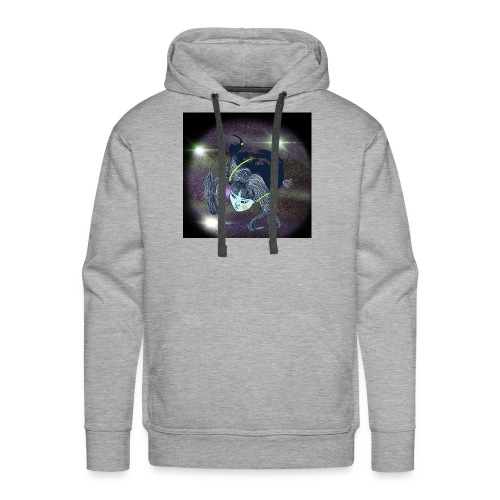the Star Child - Men's Premium Hoodie