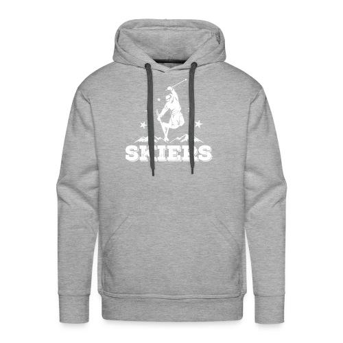 Skiers2 - Männer Premium Hoodie