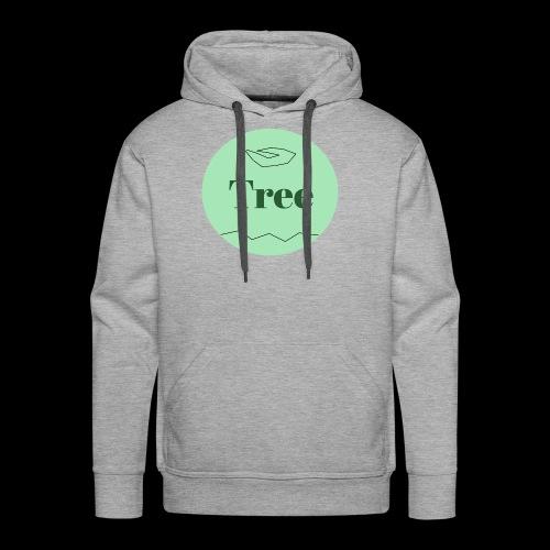 Tree1 - Männer Premium Hoodie