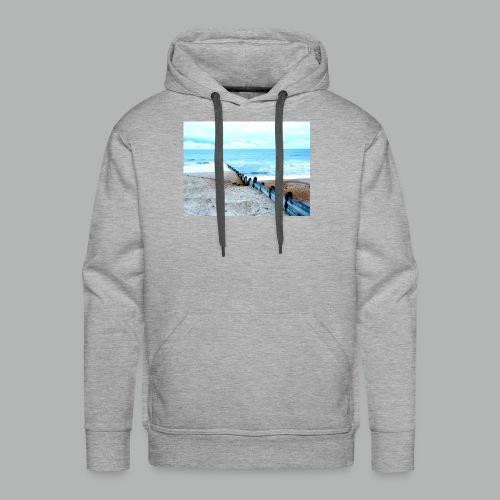 Sea view - Men's Premium Hoodie