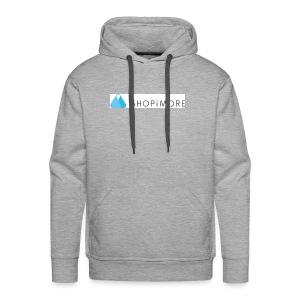 Logo SHOPiMORE - Männer Premium Hoodie