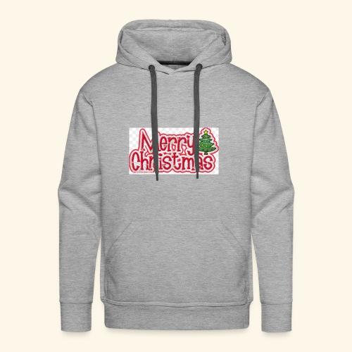 Weihnachtsprodukt - Männer Premium Hoodie