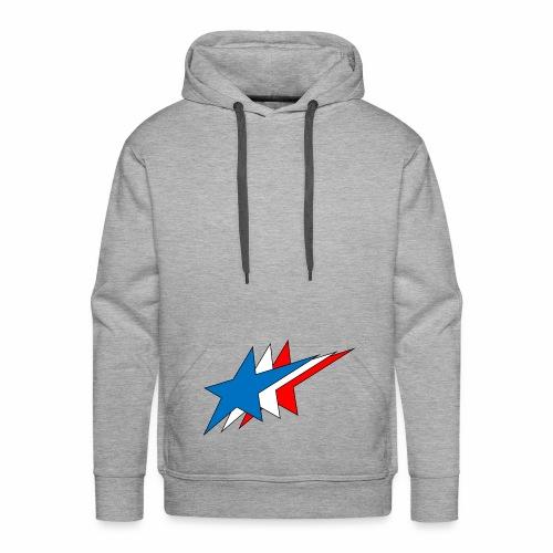 Stars - Sweat-shirt à capuche Premium pour hommes