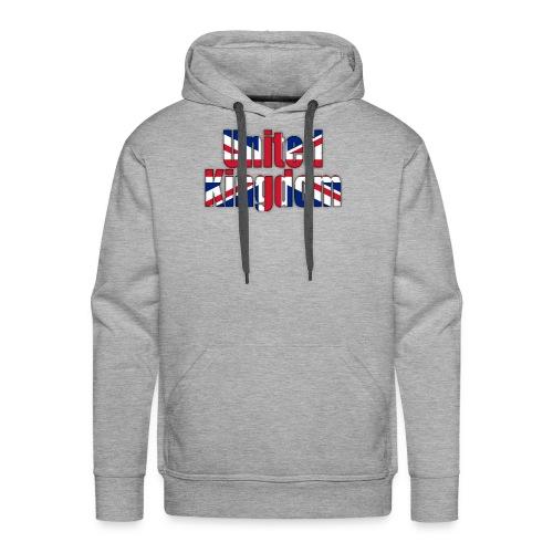 UK - Men's Premium Hoodie
