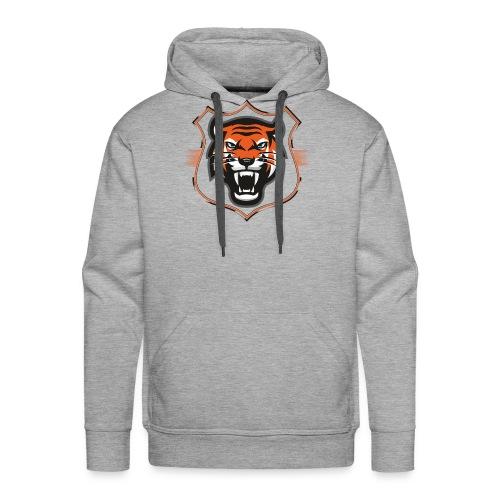 tigre2 - Sudadera con capucha premium para hombre