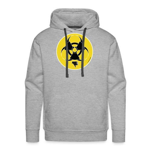 Atomkraft Nein Danke 2.0 - Männer Premium Hoodie
