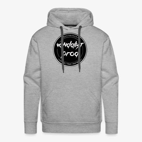 Logo Vandalist Prod - Sweat-shirt à capuche Premium pour hommes