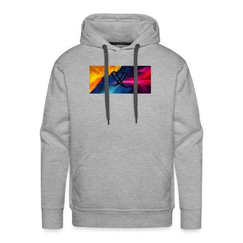 Box_logo_2 - Herre Premium hættetrøje