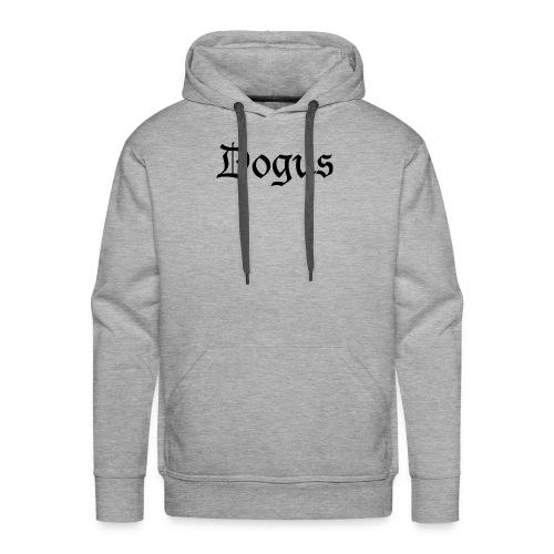 DOGUS - Streetwear - Männer Premium Hoodie