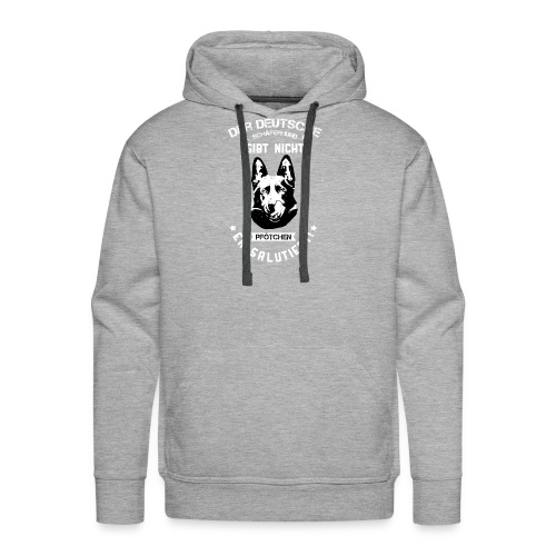 Schäferhund - Männer Premium Hoodie