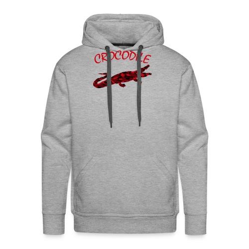 Red Crocodile - Männer Premium Hoodie