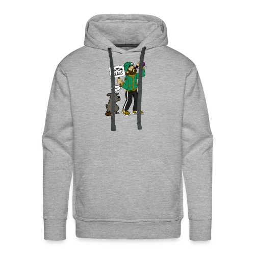 Bad company - working class gift - Männer Premium Hoodie