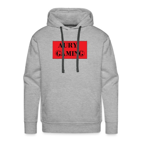 AURY GAMING - Sweat-shirt à capuche Premium pour hommes