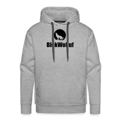 Blokwolluf - Mannen Premium hoodie