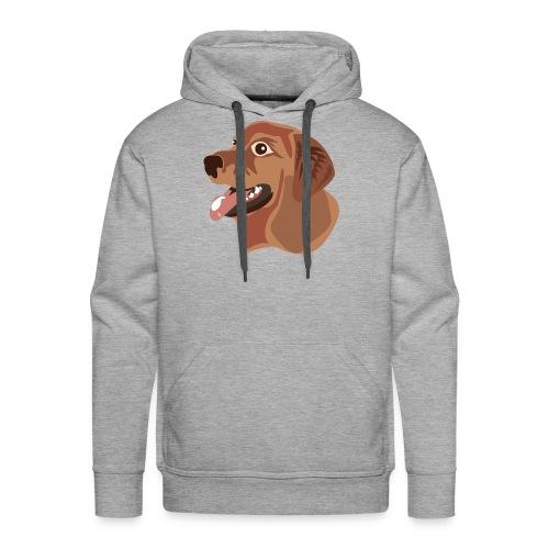 Dog by liod - Sweat-shirt à capuche Premium pour hommes