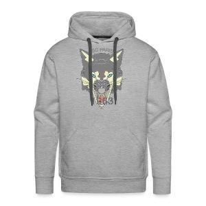 Loup ISC Promo - Sweat-shirt à capuche Premium pour hommes