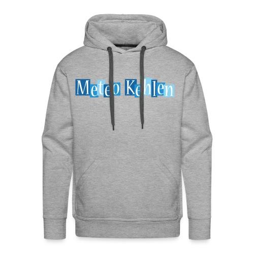 mk logo 3 - Männer Premium Hoodie