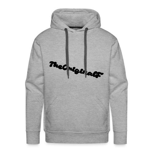 TheOriginalF - Männer Premium Hoodie