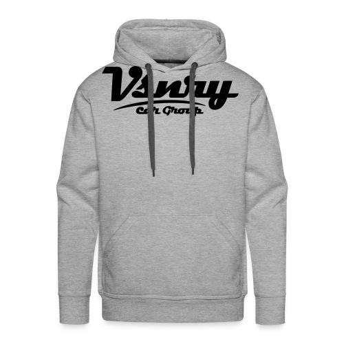 Vsnry Car Group Logo - Männer Premium Hoodie