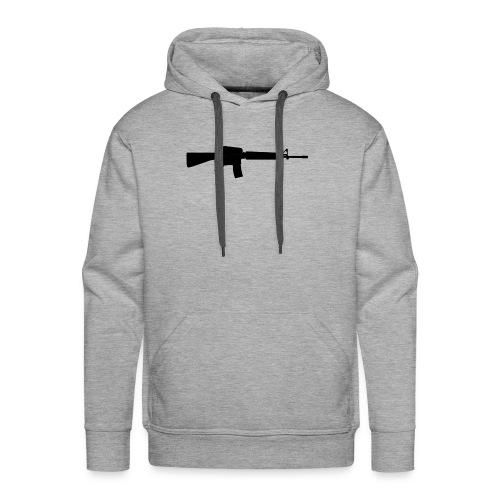 M16 - Mannen Premium hoodie