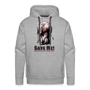 SAVE ME! - Männer Premium Hoodie