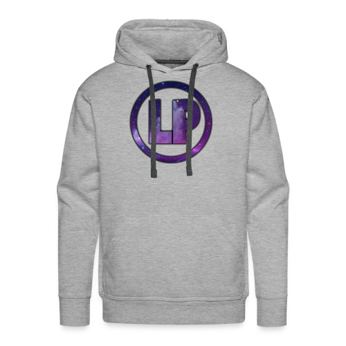 Luxipuff Logo - Herre Premium hættetrøje