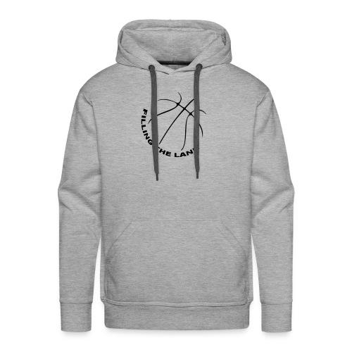 FillingTheLane.com Hoody - Mannen Premium hoodie
