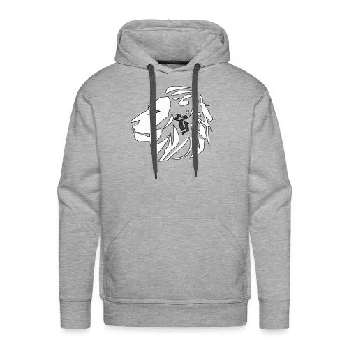 Weißer Gowe - Männer Premium Hoodie