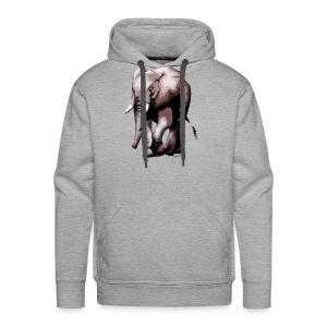 Big Elephant - Männer Premium Hoodie