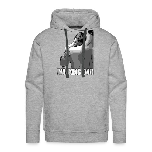 The Walking Dad - Männer Premium Hoodie