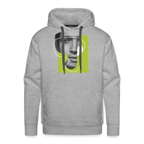 Face - Men's Premium Hoodie