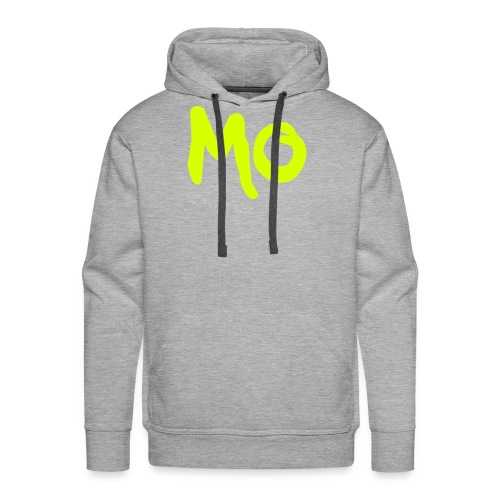 MO Logo - Männer Premium Hoodie