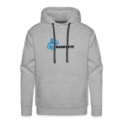 Daddy Fit Logo - Men's Premium Hoodie