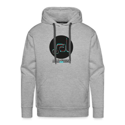 AD LogotypeComplet - Sweat-shirt à capuche Premium pour hommes