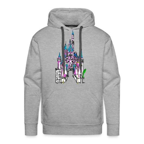 Fairy Tale Castle - Men's Premium Hoodie