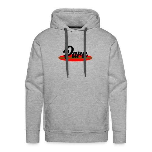 Para Boxlogo - Mannen Premium hoodie