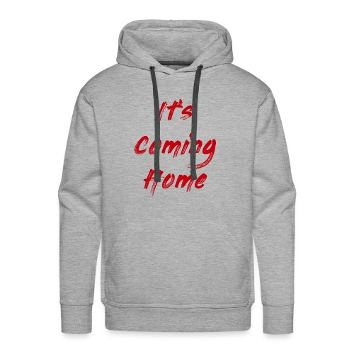 England It's Cominng Home Merch V1.0 - Men's Premium Hoodie