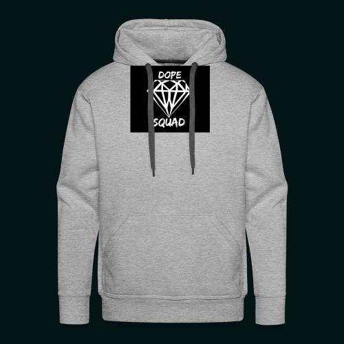 Dope Squad dames zwart - Mannen Premium hoodie