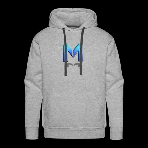 MRH Gaming Front 2017 Logo - Men's Premium Hoodie